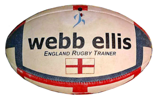 Rugby ball elongated ellipsoidal ball used in rugby football