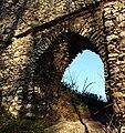 Ruiny zamku w Smoleniu fragment 14.10.11 p.jpg