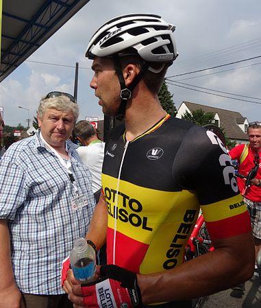 Rumillies (Tournai) - Tour de Wallonie, étape 1, 26 juillet 2014, arrivée (B05).JPG