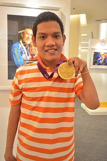 Rungroj Thainiyom Thai para table tennis player