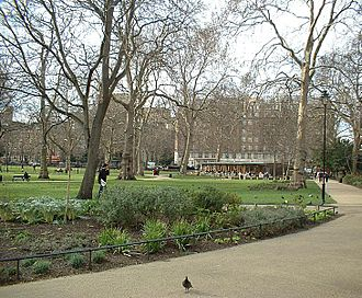 Russell Square - Russell Square