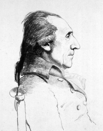 Patrick Russell (herpetologist) - Patrick Russell in 1794, by William Daniell