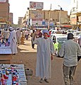 Russian traveller Viktor Pinchuk (Khartum, Sudan).jpg