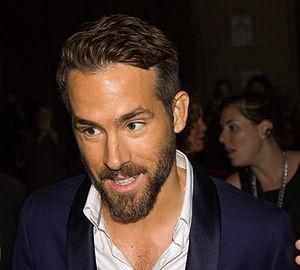 Ryan Reynolds - Reynolds at the 2014 Toronto International Film Festival.