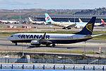Ryanair, Boeing 737-8AS(WL), EI-DWO - MAD (21804331440).jpg