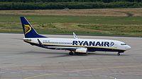 EI-EBZ - B738 - Ryanair