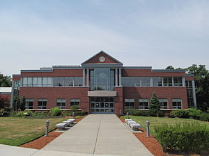 Shrewsbury, Massachusetts - St. John's High School