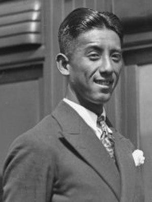 Ryosuke Nunoi - Image: Ryosuke Nunoi 1932