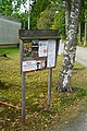 Sääksmäen kirkon ilmoitustaulu, Valkeakoski 2019-09-07 (12).jpg