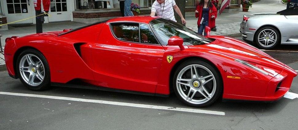 SC06 2003 Enzo Ferrari