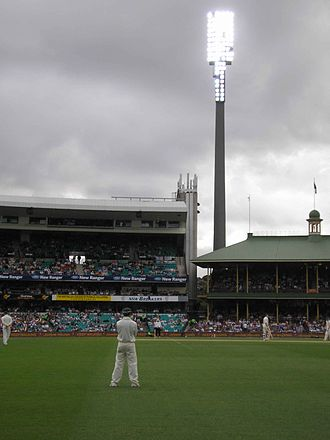 World Series Cricket - The lights that Kerry built? The NSW government paid for the installation of lights at the SCG in time for WSC's second season, 1978–79.