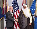 SD meets with Kuwait's Minister of Defense.jpg