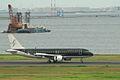 SFJ A320 landing @HND RJTT (4871270293).jpg