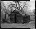 SHED - LOOKING EAST HABS COLO, 18-SED.V, 2A-1 - Cheese Ranch, 161 Holman Way, Sedalia, Douglas County, CO HABS COLO,18-SED.V,2-14.tif