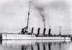 SMS Saida 1917