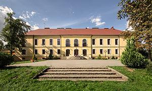 Lewin Brzeski - Leopold's Palace in Lewin Brzeski