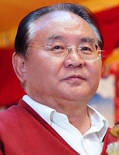 Sogyal Rinpoche Tibetan lama