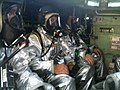 STS131 Firefighters in M113.JPG
