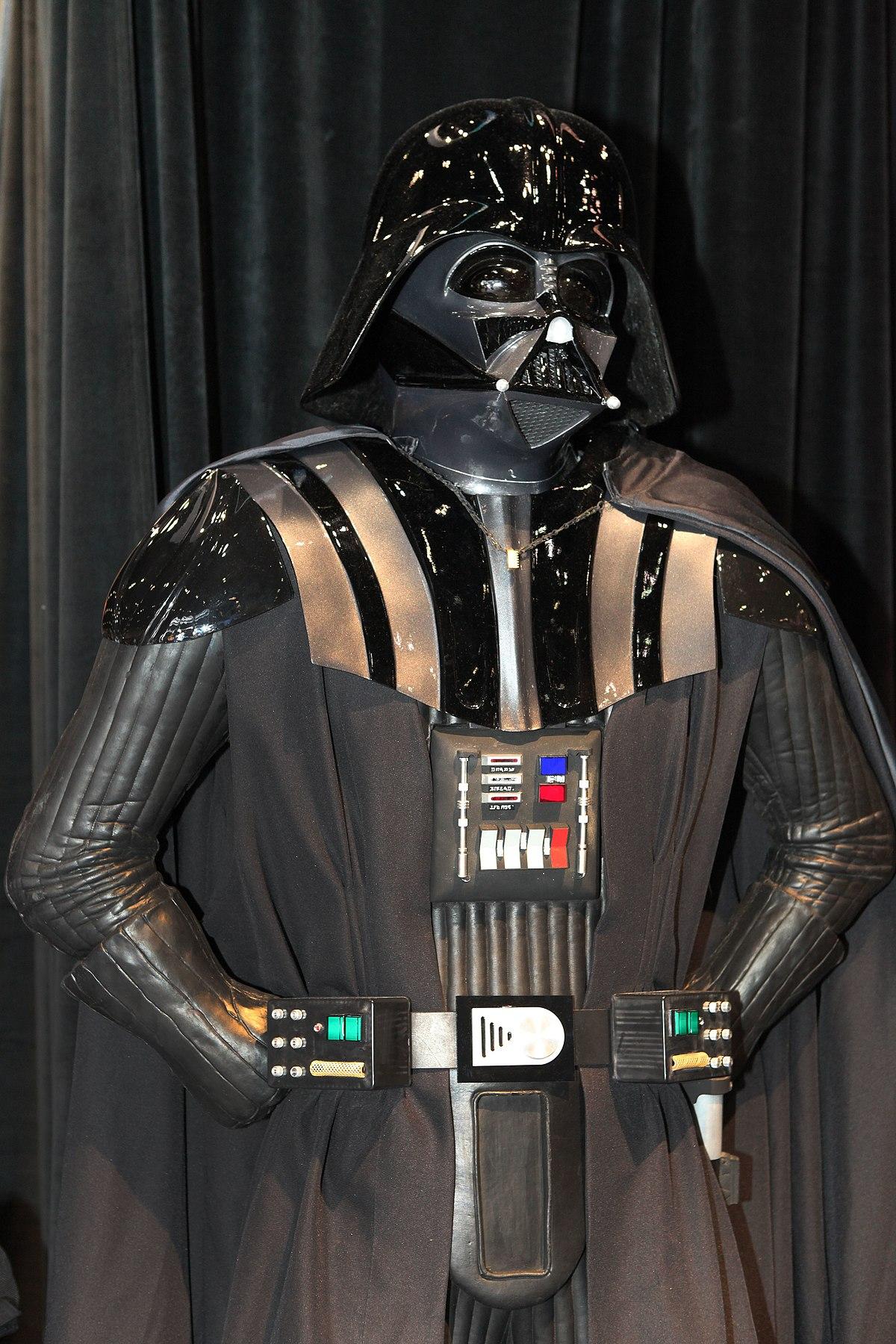 Darth Vader Esittäjä