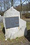 Saalburg, Gedenkstein Gordon Bennet Rennen.JPG