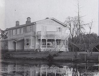 Hugues Krafft - Image: Saigo Tsugumichi House 1882