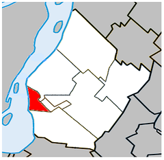 Saint-Lambert Quebec location diagram.PNG