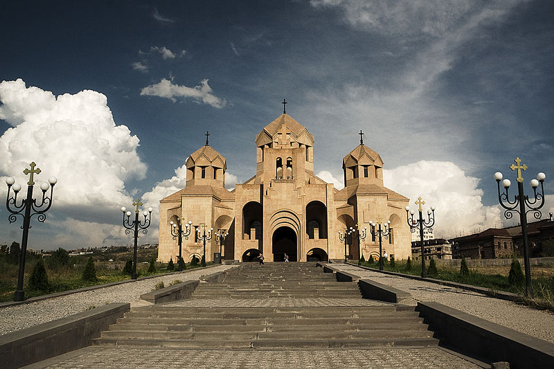 File:Saint Gregory the Illuminator Cathedral, Yerevan.JPG