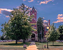Saint Joseph County Courthouse 8X10 II.jpg