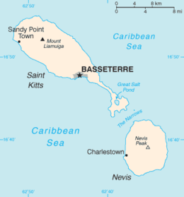 Saint Kitts kaj Nevis-CIA WFB Map.png
