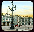 Saint Petersburg. Hermitage (formerly the Winter Palace) partial front view on Dvortsovaia (Palace) Square.jpg