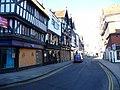 Salisbury - Minster Street - geograph.org.uk - 1716096.jpg