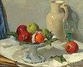 Salomon Garf - A still life with apples.jpg