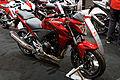 Salon de la Moto et du Scooter de Paris 2013 - Honda - CB500F - 006.jpg