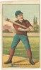 Sam Barkley, St. Louis Browns, baseball card portrait LCCN2007680793.tif
