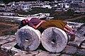 Samos-Heraion-06-Saeulenrollen-1987-gje.jpg