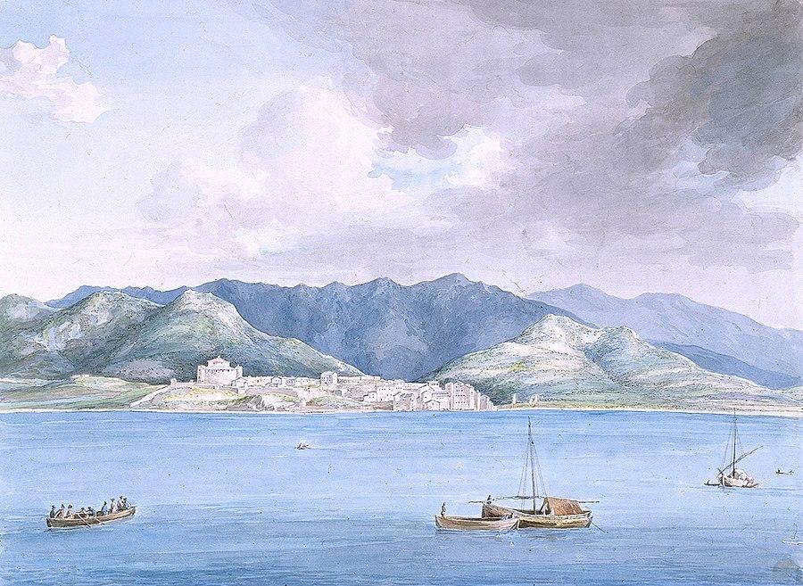Siege of San Fiorenzo