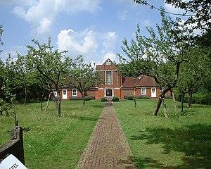 Burghclere - Image: Sandham Memorial Chapel, Burghclere geograph.org.uk 27053
