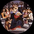 Sandro Botticelli - Virgin and Child with Six Angels and the Baptist - WGA02720.jpg