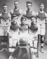 Sandy Union High School boys' basketball 1917.png