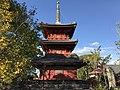 Sanjunoto Tower of Buzen-Kokubunji Temple 4.jpg