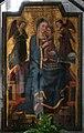 Sano di pietro (attr.), madonna in trono e angeli.jpg