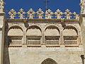 Santa María la Real, galería renacentista.JPG