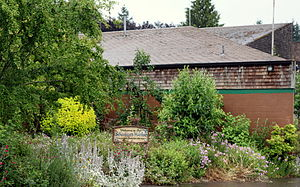 Sauvie Island School near Riverview, Multnomah...