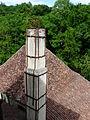 Savignac-Lédrier forge cheminée de tirage.jpg