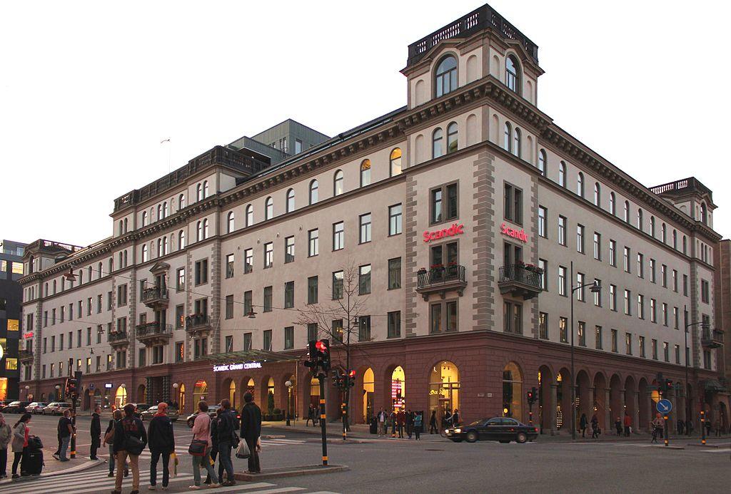 Grand Central Scandic Hotel Stockholm