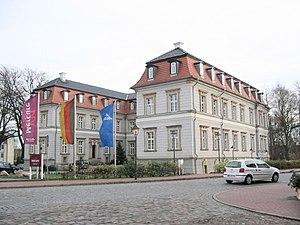 Neustadt-Glewe - Image: Schloss Neustadt Glewe