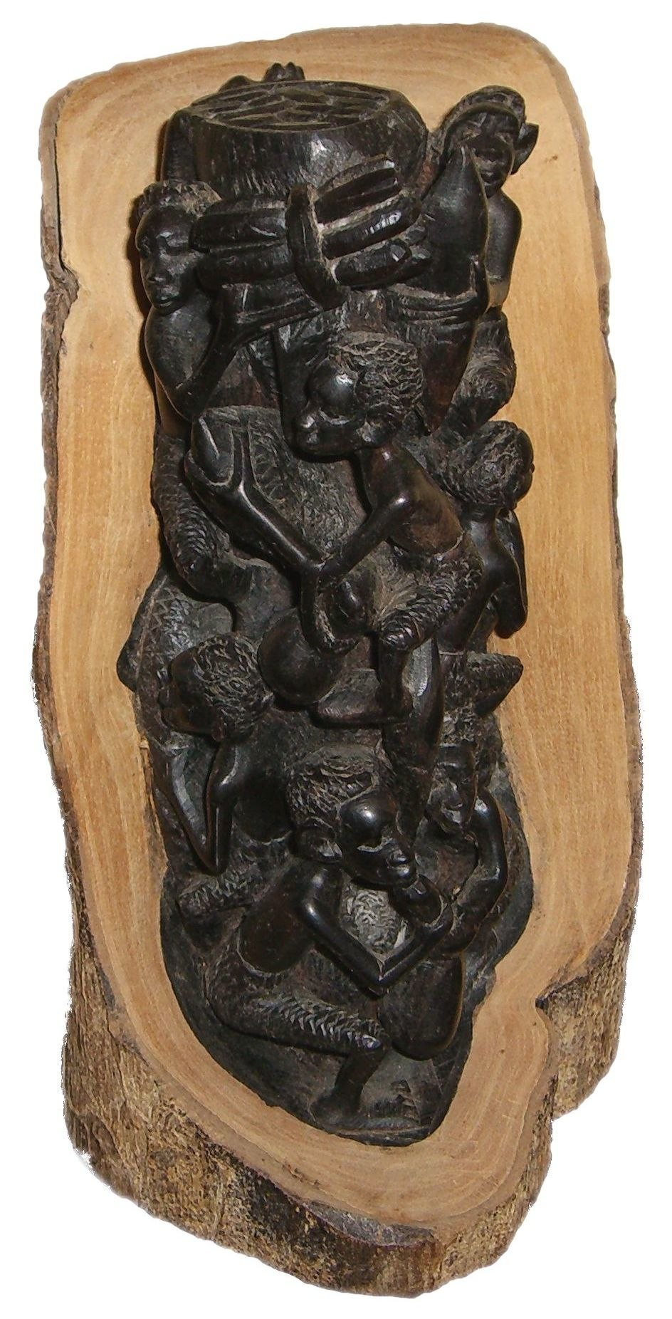 Sculpture ebene
