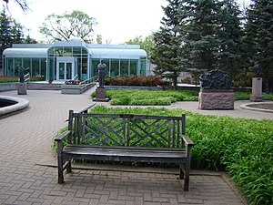 Leo Mol - Image: Sculpture garden in assiniboine park winnipeg manitoba canada 1 (8)
