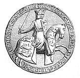 Drawing of Great Seal