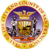 Official seal of San Francisco